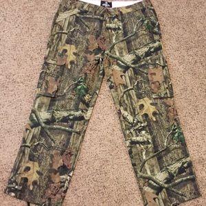 Women's Mossy Oak Cargo Pants Sz (18-20) XL NEW